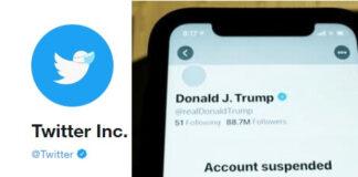 Alasan Twitter tutup permanen akun Donald Trump karena dinilai berpotensi menghasut kekerasan.