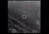 """Pentagon secara resmi merilis 3 video Angkatan Laut yang menunjukkan Unidentified Aerial Phenomena (UAP) atau """"fenomena udara tak dikenal"""". (tangkapan layar Twitter CBS)"""