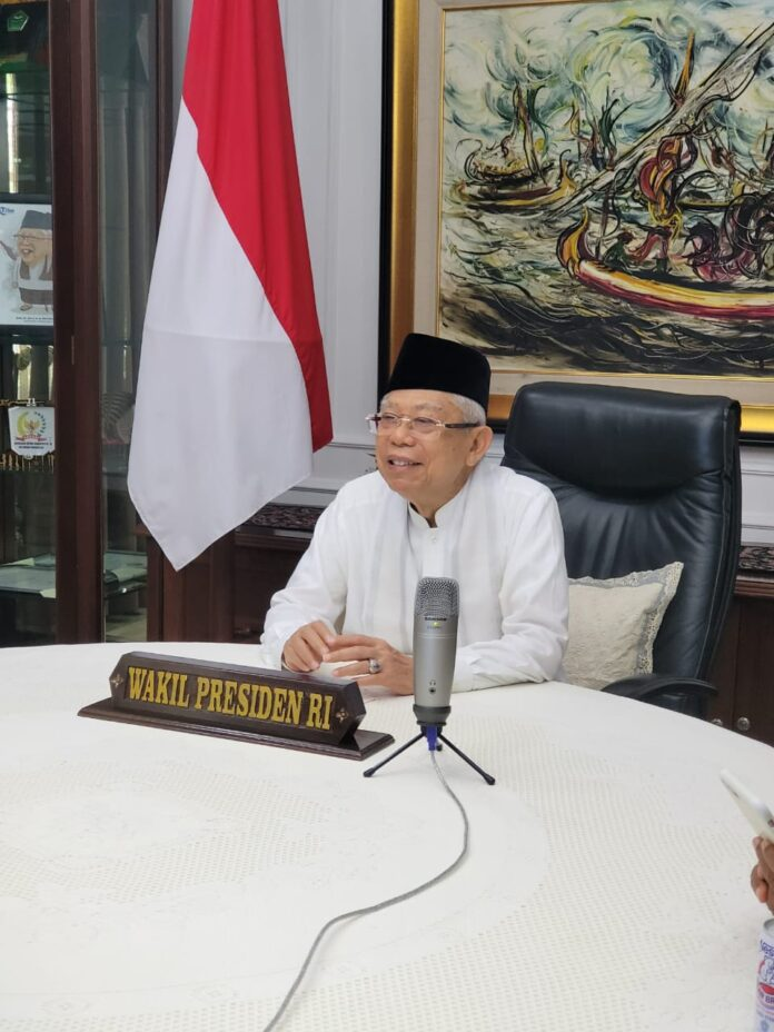 Wakil Presiden RI KH Ma'ruf Amin. (Foto: MUI)