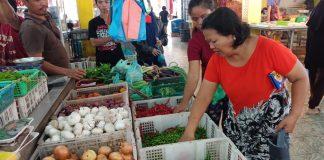 pasar tradisional Kota Batam