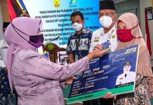 Peluncuran kartu kendali gas elpiji oleh Pemko Tanjungpinang (Suryakepri.com)