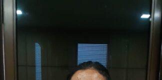 Ditresnarkoba Polda Kepri meringkus dua pelaku pengedar sabu seberat 188gram, di Kavling Bidabayu,