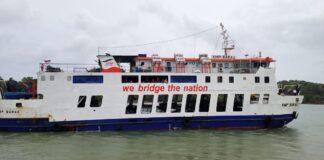 aksin Sinovac yang telah didistribusikan oleh Pemerintah Provinsi Kepri, akhirnya tiba di Pelabuhan Roro, Punggu, Batam, Kepulauan Riau, Rabu (13/1/2021) siang.