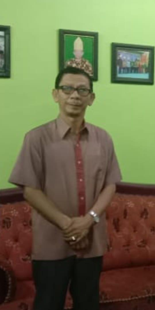Ketua Pengurus Cabang Nahdlatul Ulama (PCNU) Kota Batam, KH. KH.Khairul Saleh.