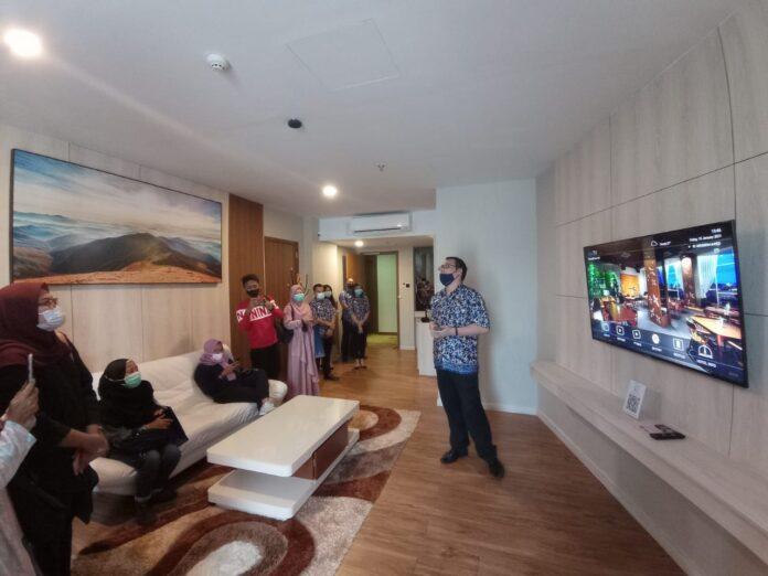 Aston Batam Hotel and Residence yang menghadirkan ragam inovasi teranyar sebagai upaya memanjakan para tamu.