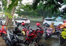 Ilustrasi, hujan saat mengguyur wilayah Kota Tanjungpinang baru-baru (Suryakepri.com/Muhammad Bunga Ashab)