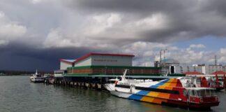 Ilustrasi, suasana di pelabuhan Sri Bintan Pura Tanjungpinang (Suryakepri.com/Muhammad Bunga Ashab)