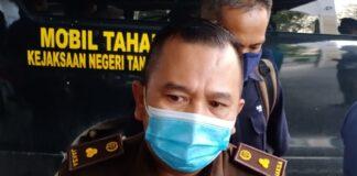 Kasiintel Kejari Tanjungpinang Bambang (Suryakepri.com/Muhammad Bunga Ashab)