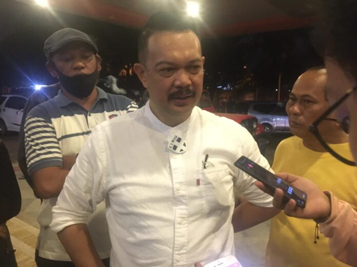 Ketua KKSS Batam, Masrus Amin