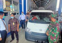 Kepala Dinas Perhubungan Kota Batam, Rustam Efendi mengungkapkan bahwa pada tahun 2021, Kota Batam, Kepulauan Riau tidak mendapatkan tambahan unit Busway dari Pemerintah Pusat.
