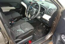 Jajaran kepolisian Polsek Batam Kota berhasil meringkus dua pelaku pecah kaca, yang terjadi di depan Laundry Box, Batam Center, Selasa (12/1/2021) lalu.
