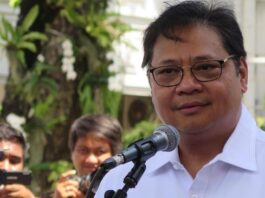 Menteri Koordinator (Menko) Bidang Perekonomian Airlangga Hartart.