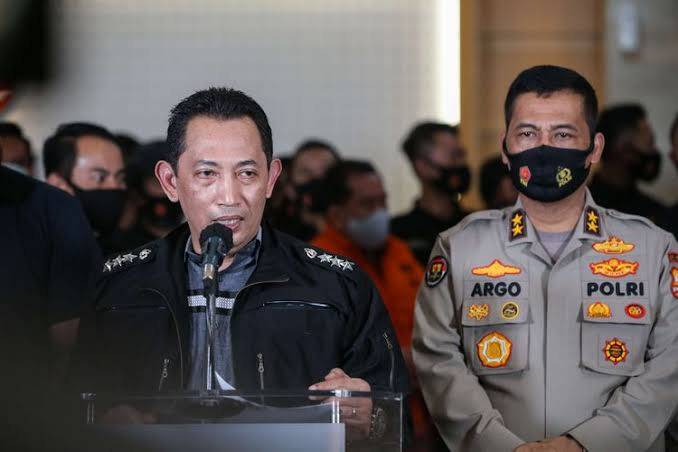 Kabareskrim Polri Komjen Pol Listyo Sigit Prabowo. (Foto: Humas Polri)
