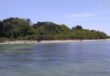 Ilustrasi. Pemandangan Kepulauan Seribu,