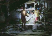 Foto: Sejumlah Wilayah di Kepulauan Talaud Alami Kerusakan. (Istimewa)