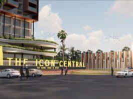 The Icon Central Batam ditawarkan dengan beragam keistimewaan.(suryakepri.com/ist)