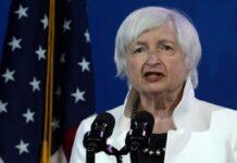 Calon menteri keuangan Janet Yellen telah mendesak anggota parlemen untuk terus maju dengan paket penyelamatan AS yang baru. (Foto: GETTY IMAGES NORTH AMERICA / ALEX WONG)
