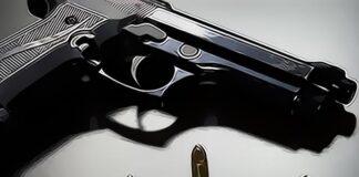 Ilustrsi pistol. (Foto: Humas Polri)