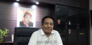 Ketua Kadin Kepri Akhmad Ma'ruf Maulana