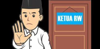 Foto ilustrasi Ketua RT