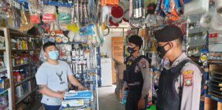 Satuan Sabhara Polres Bintan saat melakukan patroli dialogis (Suryakepri.com)