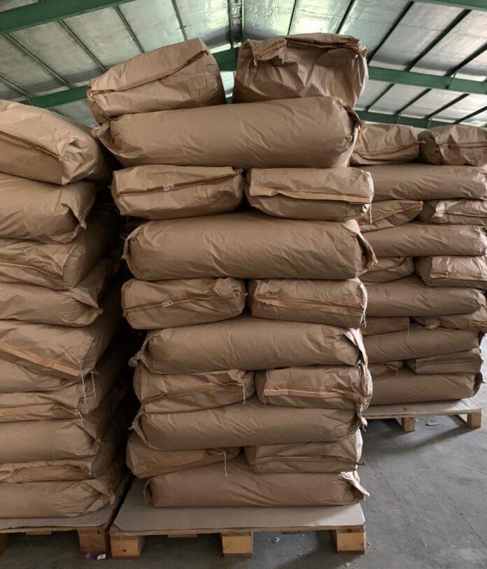 Ekspor produk olahan kelapa berupa Low Fat Dessicated Coconut (LFDC) atau tepung kelapa ke Bangladesh (Suryakepri.com/ist)