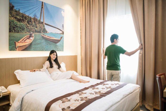 Valentine Package Staycation dari Sahid Hotel Batam Center
