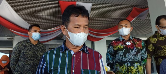 Walikota Batam, Muhammad Rudi