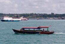 Ilustrasi, aktivitas pelayaran di Perairan Bintan (Suryakepri.com/Muhammad Bunga Ashab)