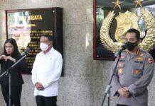 Kapolri Jenderal Listyo Sigit Prabowo memberikan izin kegiatan olahraga dan yang bersifat kepemudaan tetap bisa terselenggara ditengah pandemi Covid-19 saat ini.