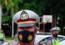 Kanit Lakalantas Polres Tanjungpinang Iptu Ridwan (Suryakepri.com/Muhammad Bunga Ashab)