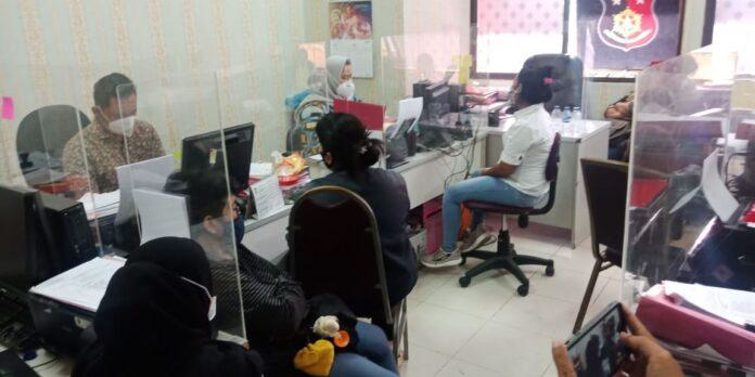 Fot tekong TKI ilegal diringkus jajaran Sat Reskrim Polresta Barelang