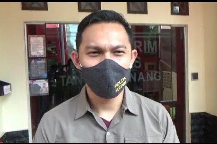 Kasatreskrim Polres Tanjungpinang AKP Rio Reza Parindra (Suryakepri.com)