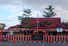 Polsek Tanjungpinang Timur (Suryakepri.com/Muhammad Bunga Ashab)