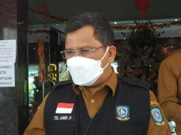 Plh Gubernur Kepri TS Arif Fadillah (Suryakepri.com)