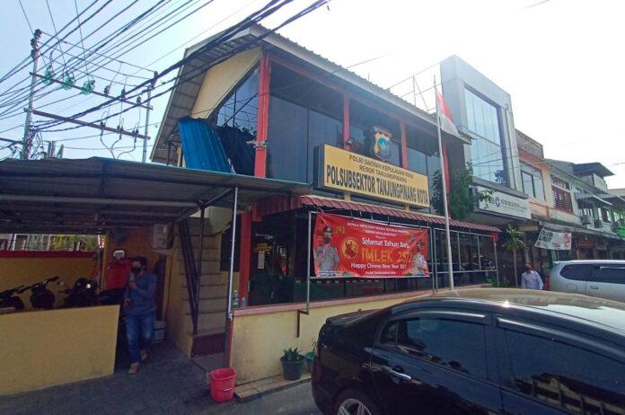Polsek Tanjungpinang Kota (Suryakepri.com/Muhammad Bunga Ashab)