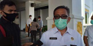 Sekretaris Daerah Kota Batam, Jefridin Hamid