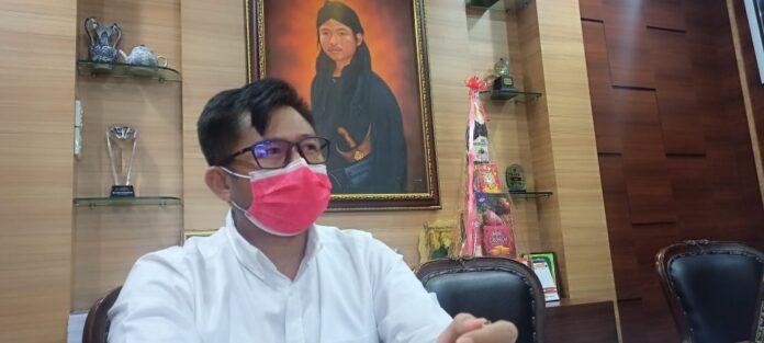 Ketua DPRD Batam, Nuryanto.