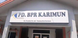 Perusahaan Daerah Bank Perkreditan Rakyat Karimun, Kepulauan Riau (Kepri)