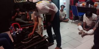 Jajaran Sat Reskrim Polresta Barelang meringkus dua pelaku perampokan di Bengkong, Jumat (19/2/2021) sekitar pukul 18.30 WIB.
