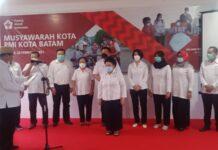 Sri Soedarsono kembali terpilih menjadi ketua Palang Merah Indonesia (P