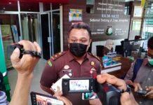 Kasipidsus Kejari Tanjungpinang Aditya Rakatama (Suryakepri.com/Muhammad Bunga Ashab)