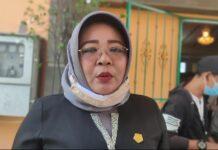 Ketua Komisi 2 DPRD Karimun Bidang Ekonomi dan Keuangan, Nyimas Novi Ujiani