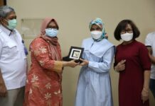 Rombongan DPRD Komisi II Kota Pematangsiantar berkunjung ke BP Batam, Rabu (24/02/2021)