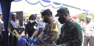 Kapolresta Barelang resmi meluncurkan SIM Siaga Antar Jemput Disabilitas (SIGADIS),