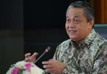Gubernur BI Perry Warjiyo. ©handout/Bank Indonesia