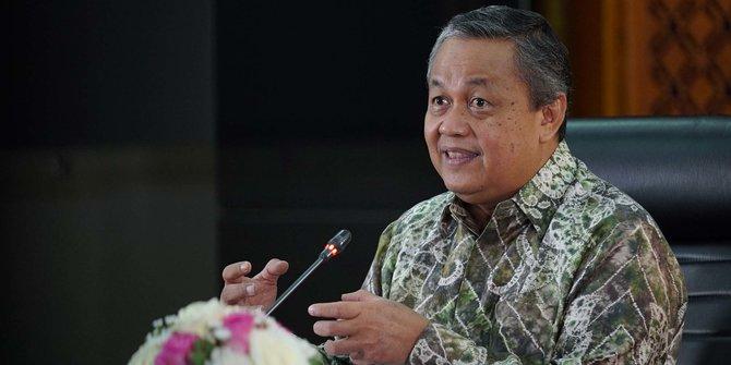 Gubernur BI Perry Warjiyo. ©handout/Bank Indonesia