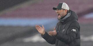 Manajer Liverpool Jurgen Klopp. (Foto dari Sky Sports)
