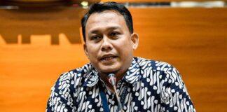 Pelaksana tugas Juru Bicara (Jubir) Komisi Pemberantasan Korupsi (KPK) Ali Fikri