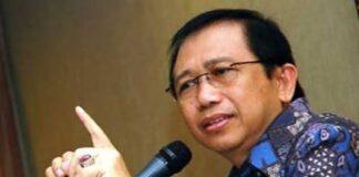 Mantan Sekjen Partai Demokrat yang juga mantan Ketua DPR RI Marzuki Ali. (Foto: rri.co.id)
